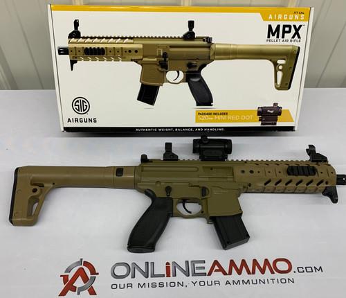 Sig Sauer MPX-MRD-177-30-F (.177 Airgun)