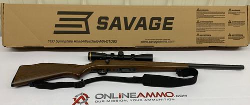 Savage Arms 93 R17 (17 HMR Rifle)