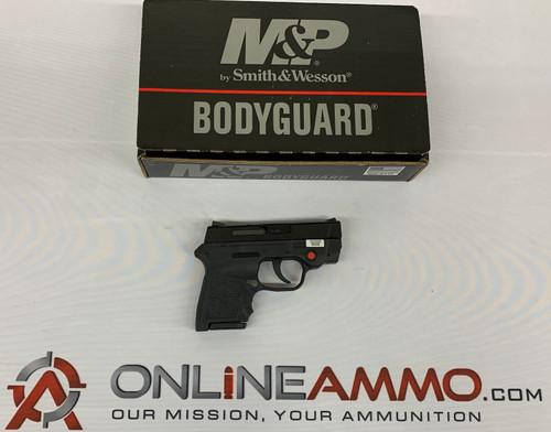 Smith & Wesson Bodyguard 380 with Laser Sight (380 ACP Handgun)