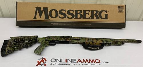 Mossberg 500 (12 Gauge Shotgun)