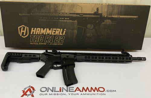 Hammerli TAC R1 22C (22 LR Rifle)