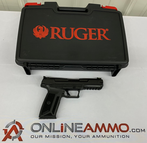 Ruger 57 (5.7x28mm Handgun)