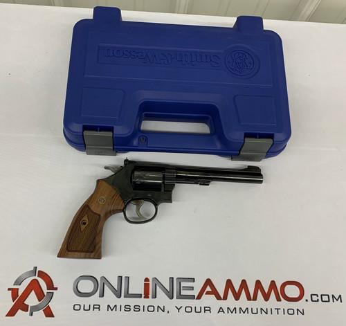 Smith & Wesson Model 48-7 Classic (22 WMR Revolver)