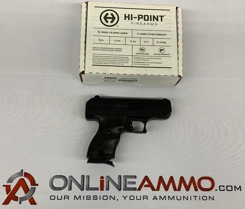 Hi-Point Firearms C9 (9mm Handgun)