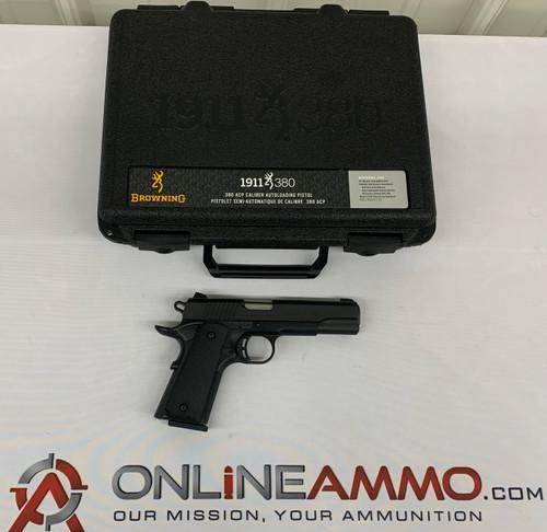 Browning 1911-380 (380 ACP Handgun)