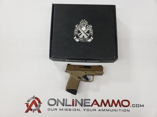 Springfield Hellcat FDE (9mm Handgun)