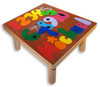 Name Puzzle Stool for counting
