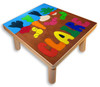 Puzzle Stool for a toddler