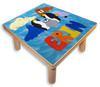 Childs Custom Puzzle Stool