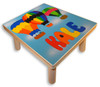Name Puzzle Bench | Hot Air Balloons