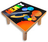 Name Puzzle Stool with childs name