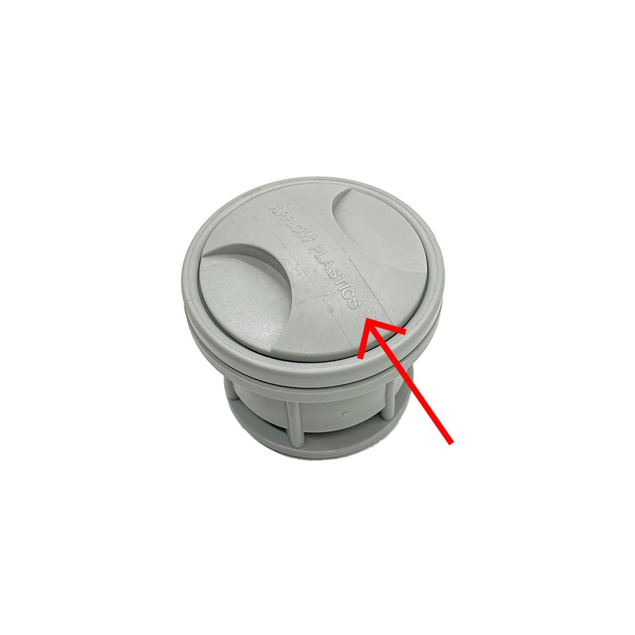 Airflow Valve Cap