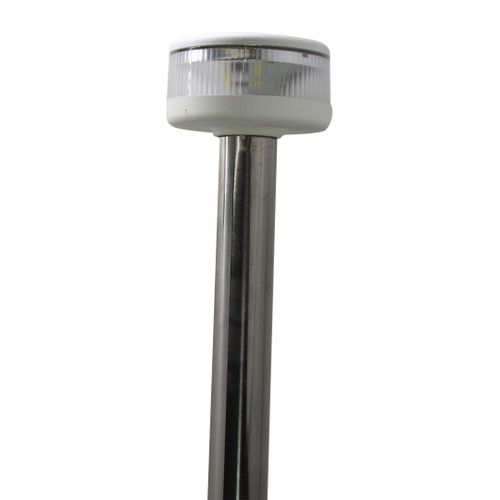 LED Navigation Light with Straight Post