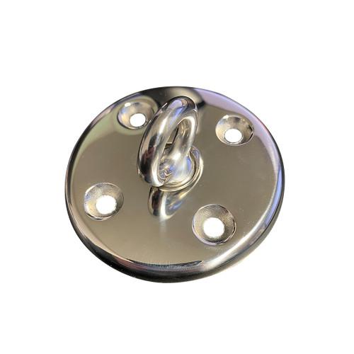 Stainless Steel Circle Pad Eye