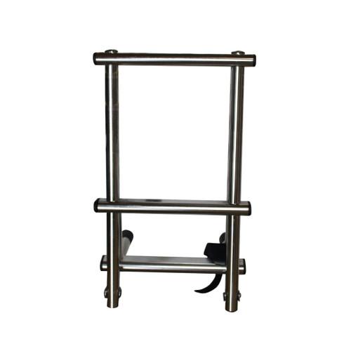 Stainless Steel Ladder: Navigator Models