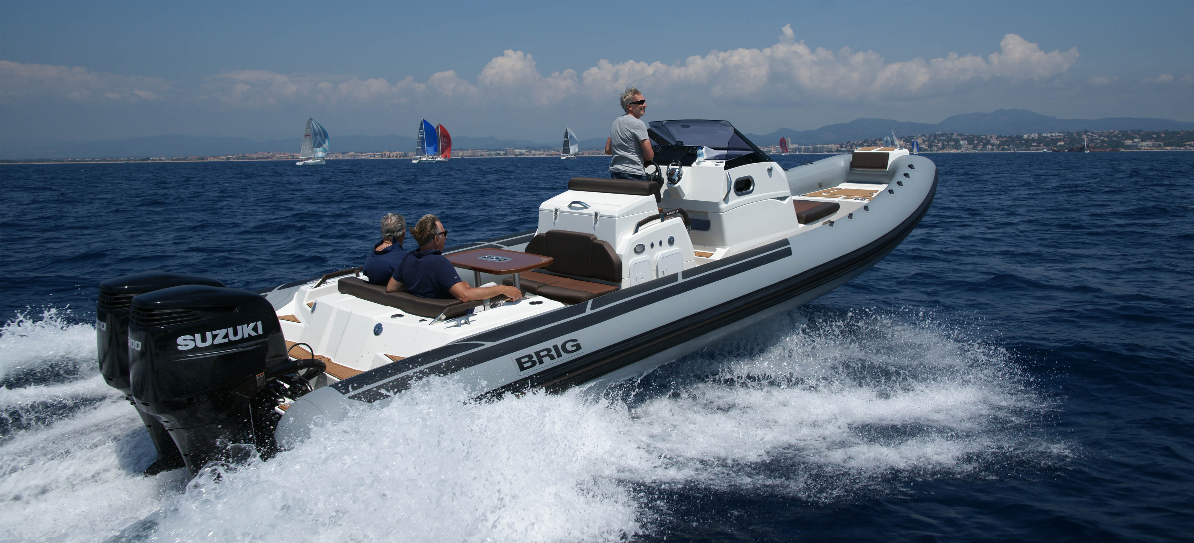 What is an inflatable boat ? - BRIG OEM PARTS