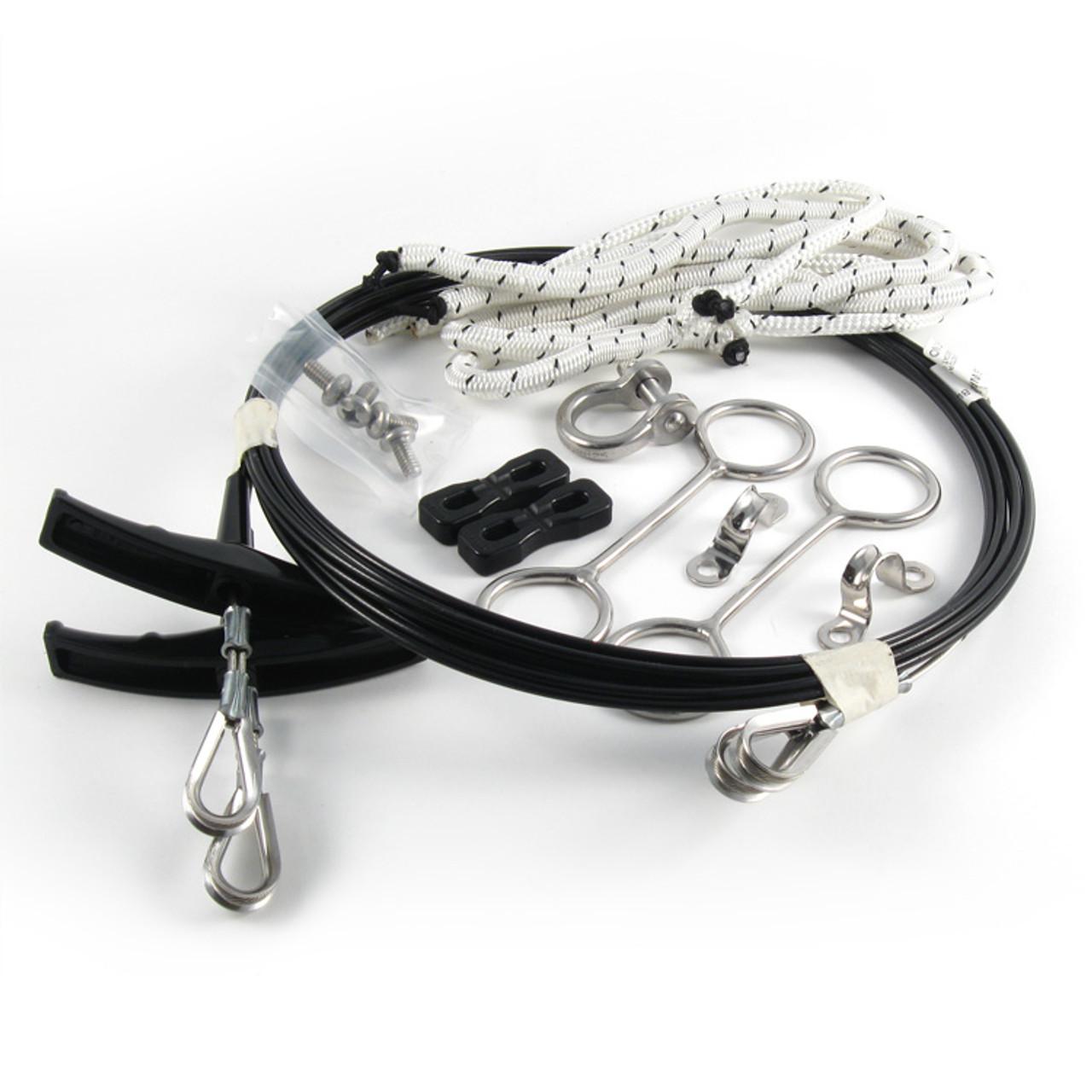Hobie Cat Trapeze Rig Adjustable Kit Double