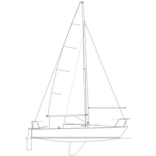 J/24 Sailboat Parts, Rigging and Accessories | West Coast ... on
