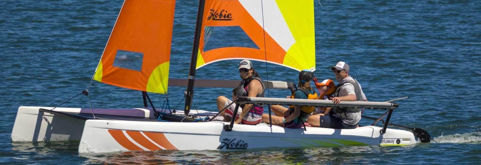 West Coast Sailing - Small Sailboats, Parts, and Sailing Apparel
