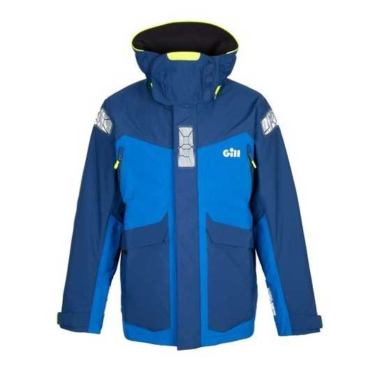 Gill Mens OS24 Jacket Blue