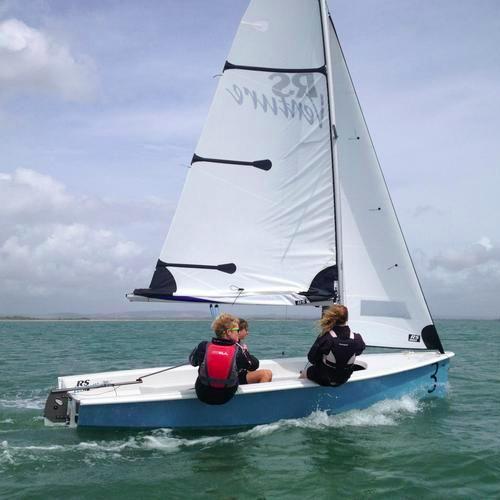 RS Venture Sailboat