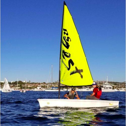 RS Zest Sailboat