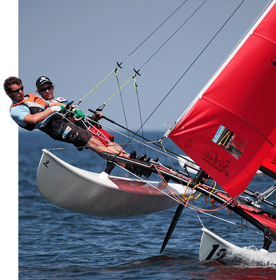 West Coast Sailing Homepage About Us