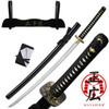 "TENRYU MAZ-019BK HAND FORGED SAMURAI SWORD 40.9"" OVERALL"