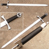 Irish Middle Ages Sword Medieval Knightly Broadsword