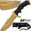 Call Of Duty Ghosts MTECH USA Knife Xtreme Gold Tactical Militar
