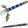 Legend of Zelda FULL TANG Master Sword Skyward Limited Edition Deluxe Replica