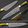 Pacific Rim Santoku Forged Chef Knife