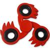 Spitfire Fidget Tri-Spinner Spike Red Fireball