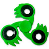 Spikester Fidget Tri-Spinner Green Fireball