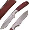 WHITE DEER Pot Belly J2 Steel Skinner Knife