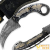 WHITE DEER Champion Karambit Knife Magnum