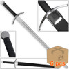 Case of 6pcs Hrathgar Viking Medieval Sparring Longsword