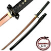 MOSHIRO Battle Ready Katana Red Oxidized