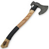 Vikings Battle Axe Square Hammer Damascus Steel Hatchet (Limited Edition) 1095HC