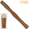 "20.5"" Cocobolo Wood Handle for Axe you can make your own handle"