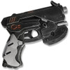 Overwatch D.Va DVA Overwatch Gun Weapons Cosplay Props Kids Toy Xmas Gift (Gray)