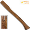 Build your own Axe with this genuine hardwood Cocobolo wood handle.