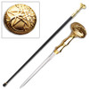 Star of David Walking/Cane Sword