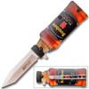 Bar Collection Pocket Knife Bourbon Bottle Design Spring Assisted Knife