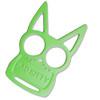 Green Bad Kitty Iron Fist Knuckleduster