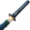 MOSHIRO 1095 High Carbon Steel Green Scabbard