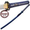 MOSHIRO 1095 High Carbon Steel Blue Scabbard