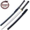 MOSHIRO 1095 High Carbon Steel Black Scabbard