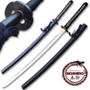 MOSHIRO Hand Forge 1095 High Carbon Steel Black Scabbard Limited Edition