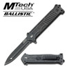 MTech USA STONE WASH SPRING ASSISTED KNIFE